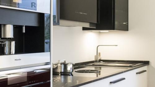 Ruthemann CREATIVE Küchen arbeitet ausschließlich mit Marken-Produkten