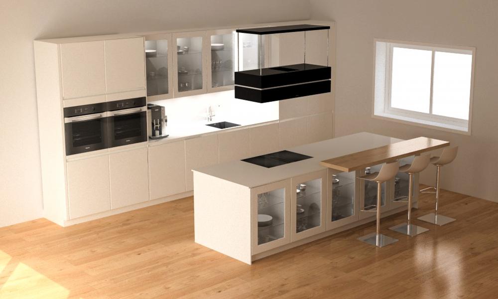 Ruthemann Küchen-Ausstattung ab 20.000 €