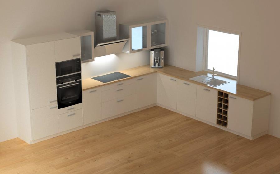 Ruthemann Küchen-Ausstattung bis 15.000 €
