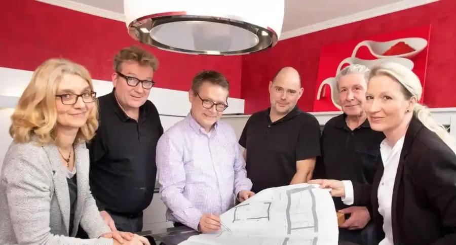 Ruthemann Creative Kuechen Team